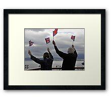 British forever? Framed Print