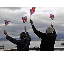 British forever? Photographic Print