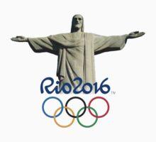 RIO Olympics 2016 Kids Tee
