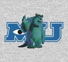 Sully Monsters Inc / University Kids Tee
