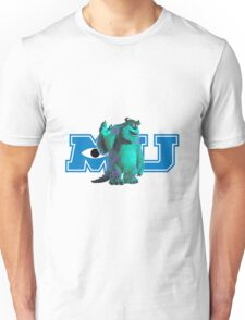 Sully Monsters Inc / University Unisex T-Shirt