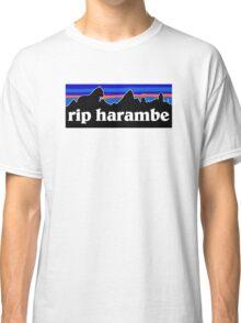RIP Harambe Patagonia Classic T-Shirt