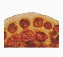 Italian Pizza with fresh Tomatoes Kids Tee