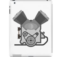 motor iPad Case/Skin
