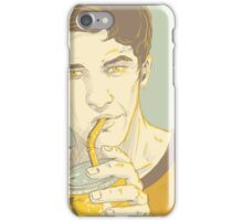 A cuppa sunshine iPhone Case/Skin