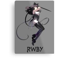 RWBY-Blake Metal Print