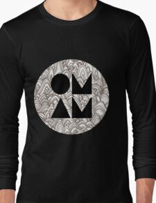 Of Monsters and Men Logo Long Sleeve T-Shirt