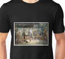 Performing Arts Posters Kiralfy Bros grand production Black crook 1504 Unisex T-Shirt