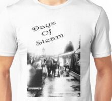 Vintage Steam Railway Unisex T-Shirt