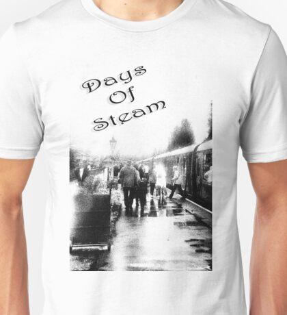 Vintage Steam Railway Unisex T-Shirt