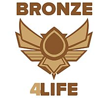 Bronze 4Life Photographic Print
