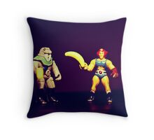 this bangbangna is loaded Throw Pillow