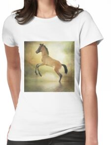Wild One Womens Fitted T-Shirt