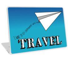 Paper Planes Laptop Skin