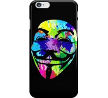 I used to be anonymous. iPhone Case/Skin
