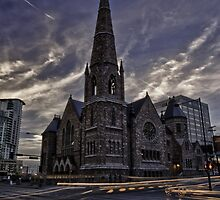 Trinity Methodist Church by anorth7