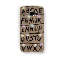 Stranger Things Coloured Samsung Galaxy Case/Skin