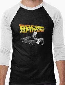 Bach to the future. Men's Baseball ¾ T-Shirt