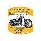 MotorCycle   fashion statement  by Radwulf