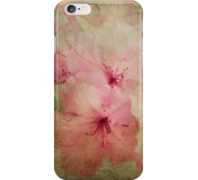 Life is a Flower for which Love is the Honey iPhone Case/Skin