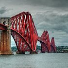 Forth Bridge, Fife, Scotland by 242Digital