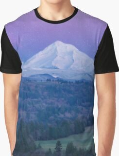 mountain top Graphic T-Shirt