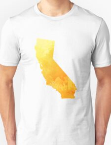 California Inspired Silhouette Unisex T-Shirt