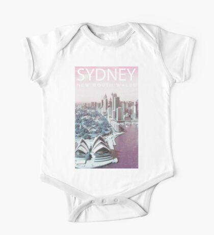 ColorCity: Sydney NSW One Piece - Short Sleeve