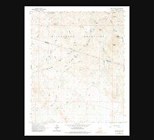 USGS TOPO Map Arizona AZ Red Picacho 313064 1964 24000 Unisex T-Shirt