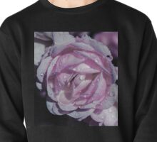 Rose in the Rain Pullover