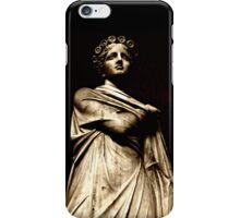 Unknown Statue iPhone Case/Skin