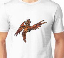 Fire Pheonix  Unisex T-Shirt