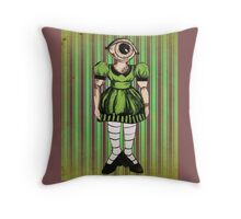 BIG EYE Throw Pillow