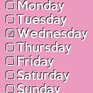 On Wednesdays... by piecesofrie