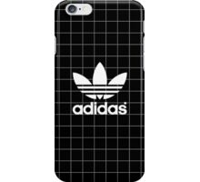 Adidas Black Grid iPhone Case/Skin