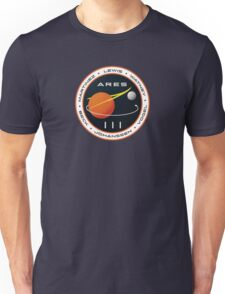 ARES 3 Mission Patch (Clean) - The Martian Unisex T-Shirt