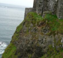 Dunluce Castle- Northern Ireland Sticker