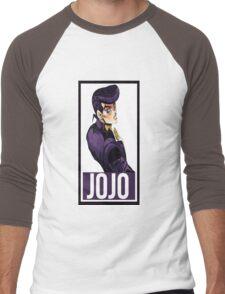 JojoSuke - Jojo's Bizarre Adventure Men's Baseball ¾ T-Shirt