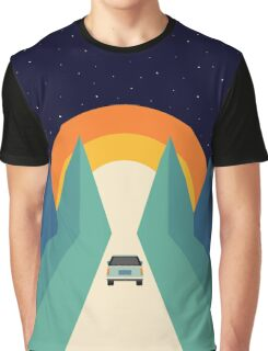 Wonderful Trip Graphic T-Shirt
