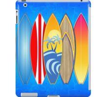 Surfboards iPad Case/Skin
