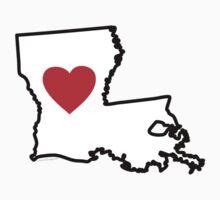 I Love Louisiana by USAswagg