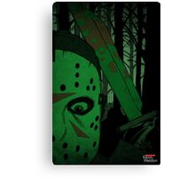 Jason Lives Canvas Print
