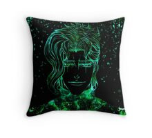 MIDORI Throw Pillow