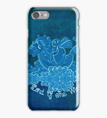 Night Night Baby Heart - book cover iPhone Case/Skin