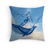 BEYOND OUR SUNS #3 Throw Pillow