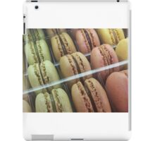 Macarons galore iPad Case/Skin
