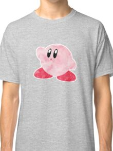 Watercolour Kirby! Classic T-Shirt