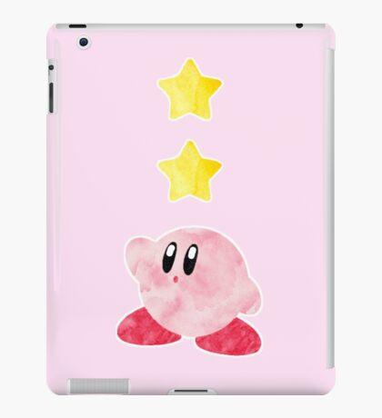 Watercolour Kirby! iPad Case/Skin