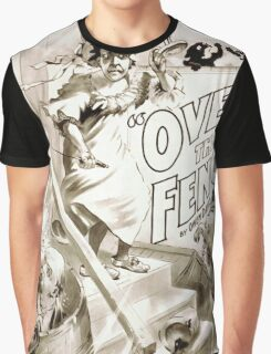 Performing Arts Posters Over the fence by Owen Davis 1133 Graphic T-Shirt