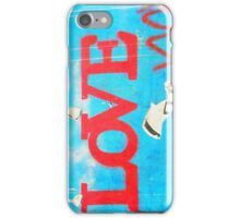 Graffiti Love iPhone Case/Skin